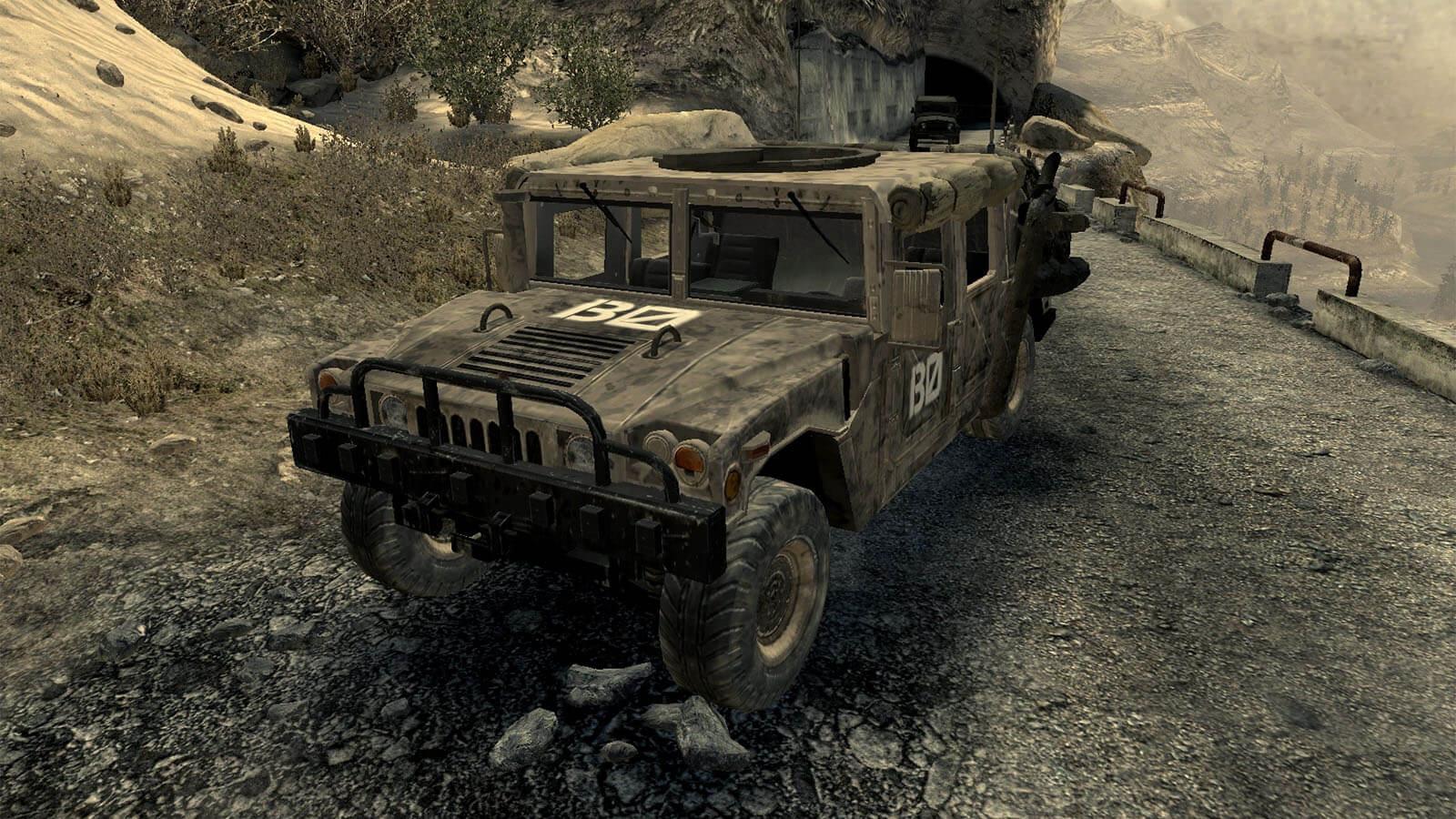 """Call of Duty""""シリーズが無許諾でハンヴィーをゲームに登場させたと ..."""